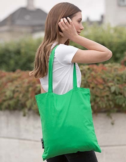 Neutral Shopping Bag with Long Handles in 9 Farben