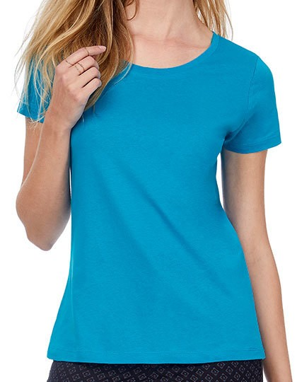 B&C Inspire T-Shirt Women in 18 Farben