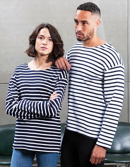 Mantis Unisex One Breton Top unisex in 2 Farben