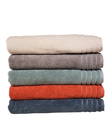 Organic Hand Towel in 5 Farben