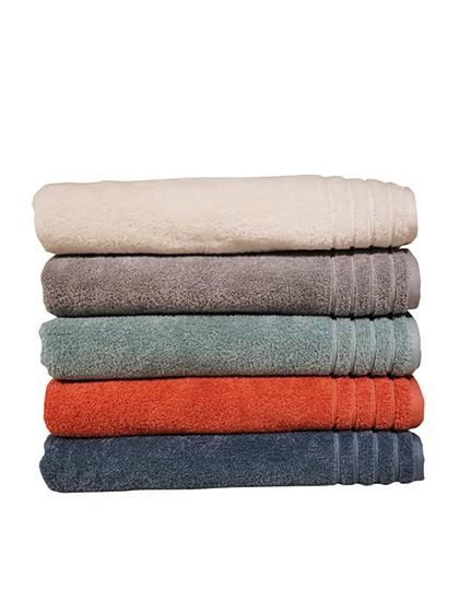 Organic Bath Towel in 5 Farben