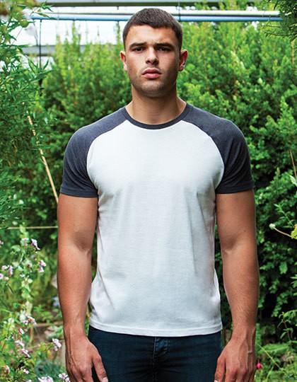 Mantis Superstar Short Sleeve Baseball T-Shirt in 3 Farben