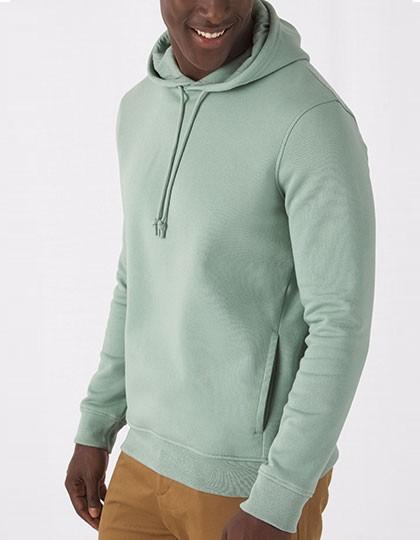 B&C Organic Hooded Sweat 20 Farben