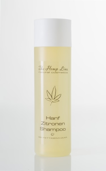 Hanf Zitronen Shampoo 200ml