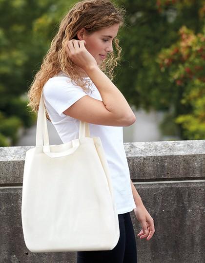 Neutral Twill Bag Multiple Handles 2 Farben