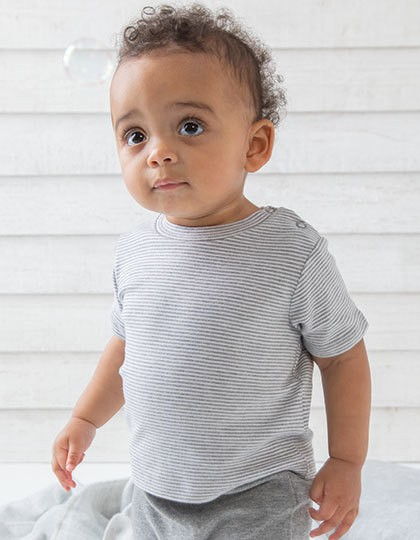 Baby Striped T in 3 Farben