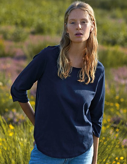 Neutral Ladies` 3/4 Sleeve T-Shirt 4 Farben