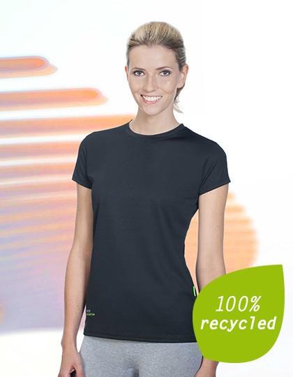 Cona Sports Evolution Ladies` Tech Tee in 12 Farben