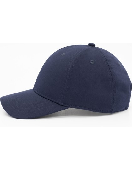 6-Panel Cap Recycled in 4 Farben