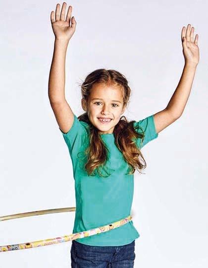 Promodoro Kids` Fashion Organic-T 8 Farben