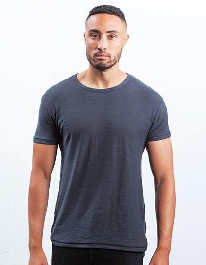 Mantis Organic Vintage Slub Men`s T-Shirt in 5 Farben