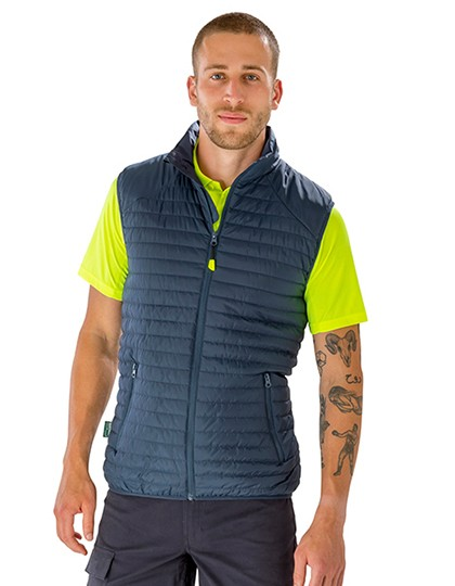 Result Thermoquilt Gilet in 7 Farben