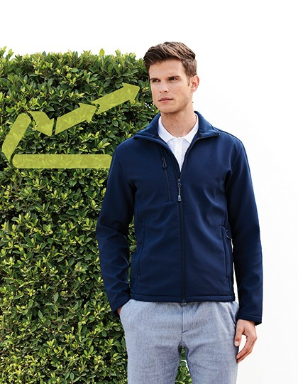 Honestly Made Recycled Softshell Jacket 3 Farben