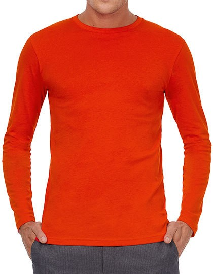 B&C Inspire Long Sleeve Men in 6 Farben