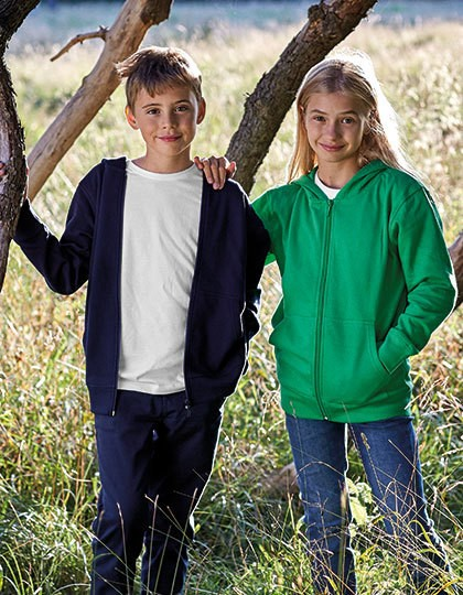 Neutral Kids' Zip Hoodie in 6 Farben