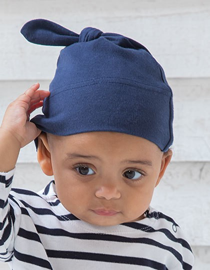 Baby One Knot Hat in 9 Farben