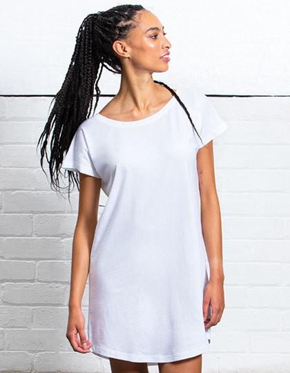 Mantis Women`s Loose Fit T Dress in 2 Farben